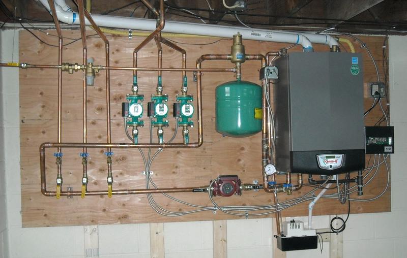 boiler install | DALTON Heating & Cooling