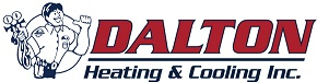 DALTON Heating & Cooling Logo